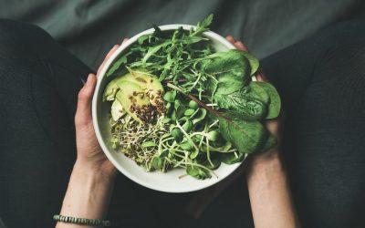 Hier kommt Grün-Die grüne Diät